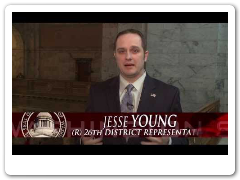 Rep. Young March 7, 2014 legislative update